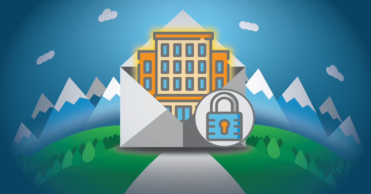 Email Protection, Hospitality's 2020 Graphic
