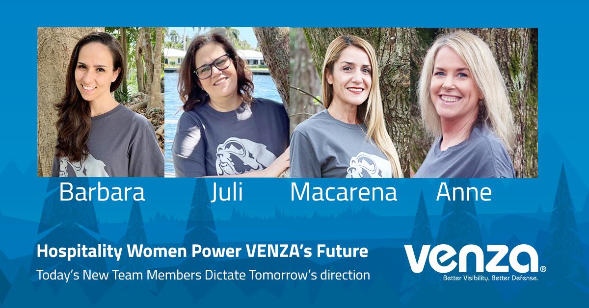 Hospitality Women Power VENZAs Future